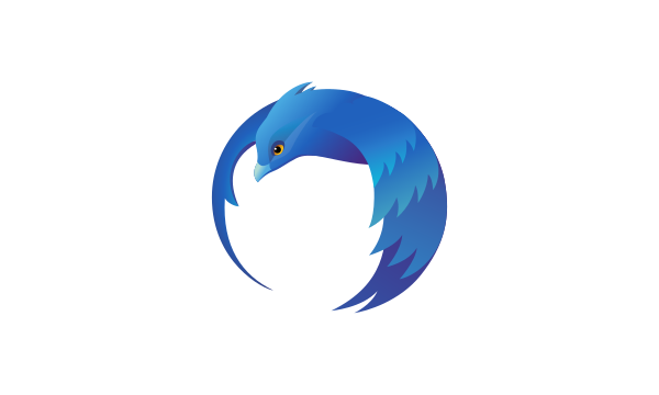 Portion of Firefox app icon
